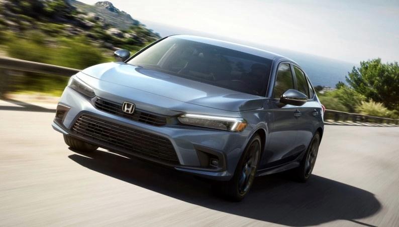 11th Generation Honda Civic 2021