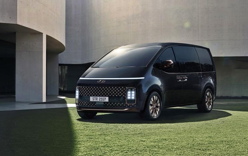 2021 Hyundai Staria MPV