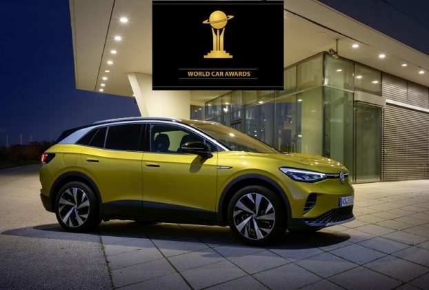 Volkswagen ID.4 - 2021 World Car of the Year