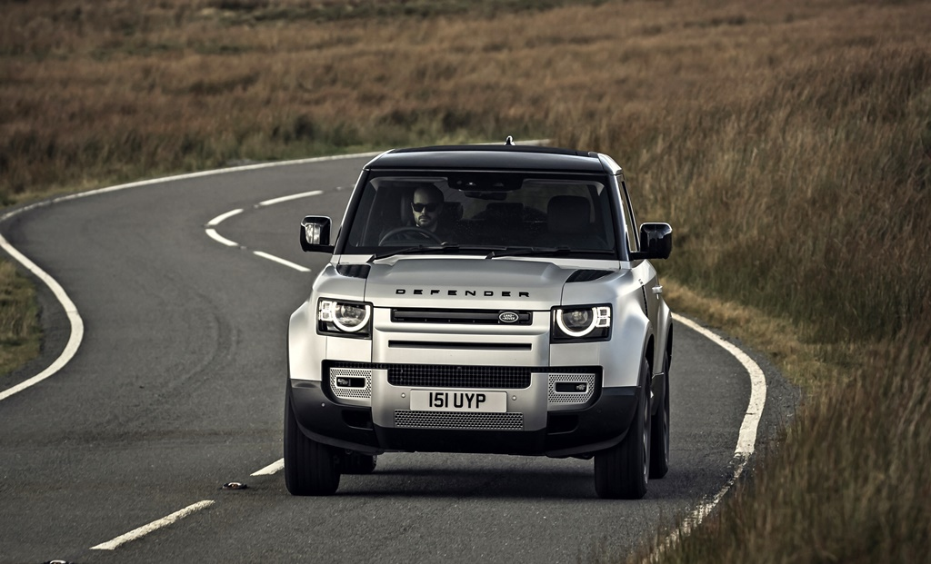 Land Rover Defender - 2021 World Car Design of the Year