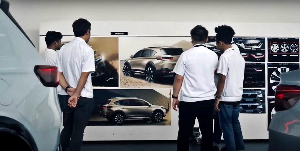 2021 Honda N7X Concept
