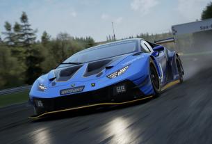 Lamborghini eSports The Real Race