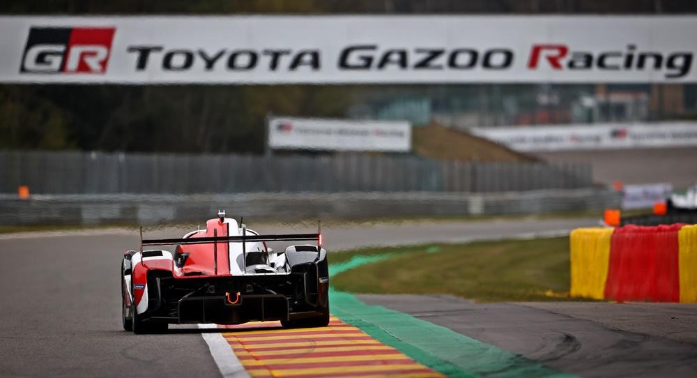 TOYOTA GAZOO Racing GR010 HYBRID WEC
