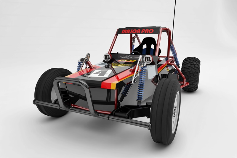 The Little Car Company Tamiya Wild One MAX 2022