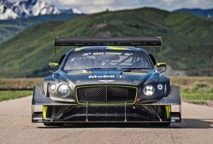 2021 Bentley Continental GT3 Pikes Peak