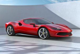 2021 Ferrari 296 GTB