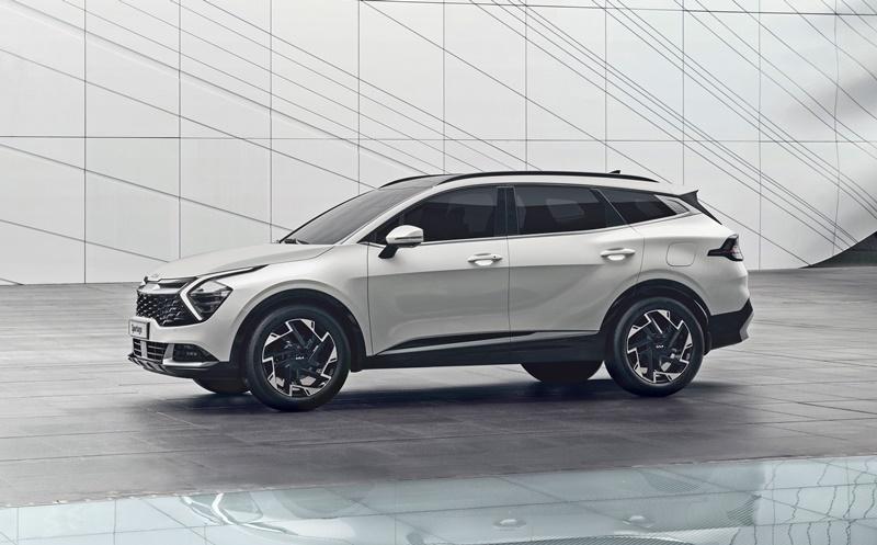 2021 Kia Sportage 5th generation