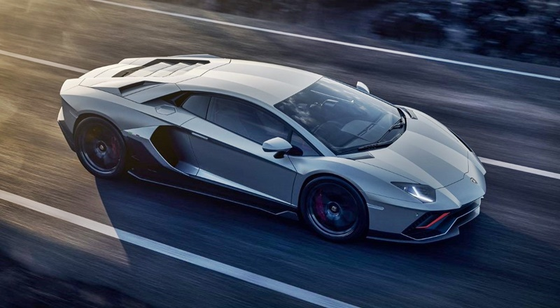 2021 Lamborghini Aventador LP 780-4 Ultimae