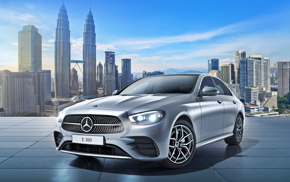 Updated Mercedes-Benz E-Class launched in Malaysia today