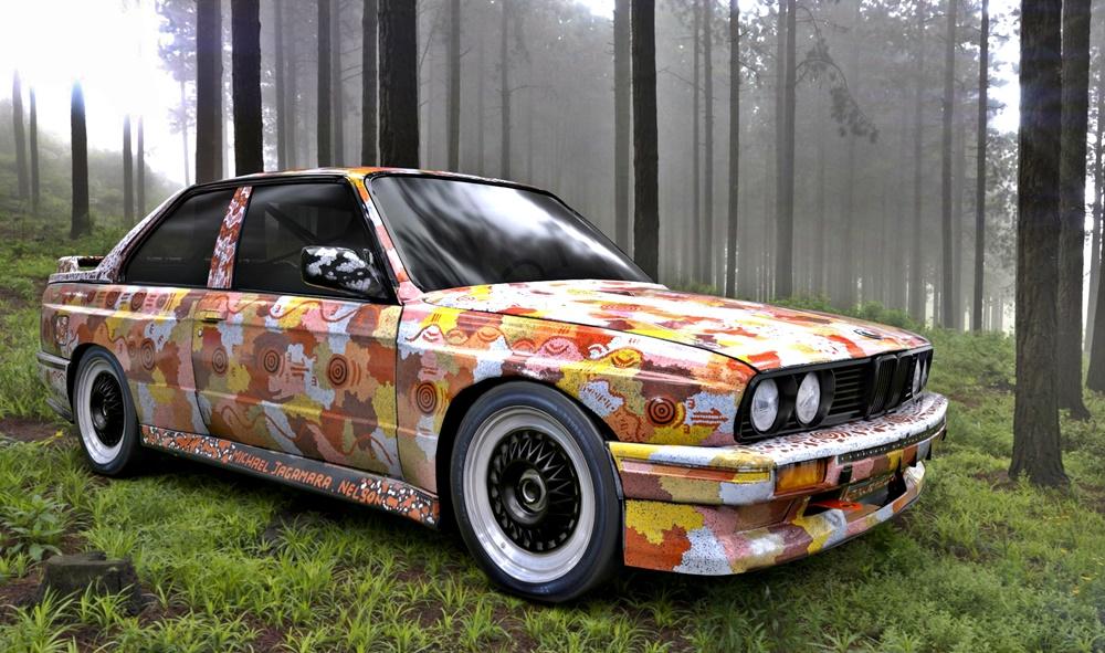 BMW Art Cars in AR