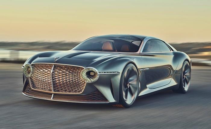 EXP 100 GT concept