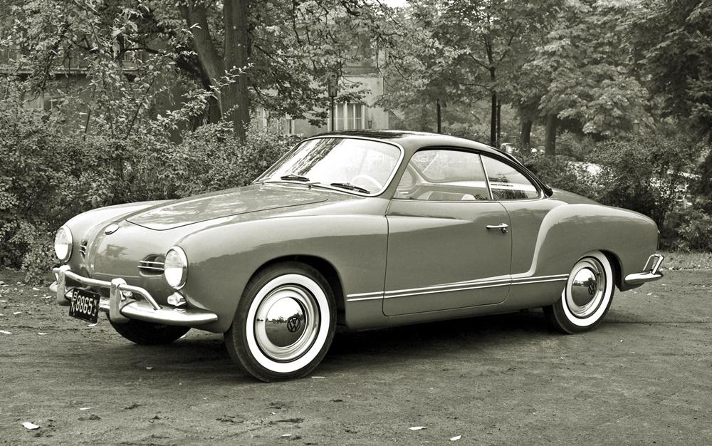 1956 Karmann-Ghia