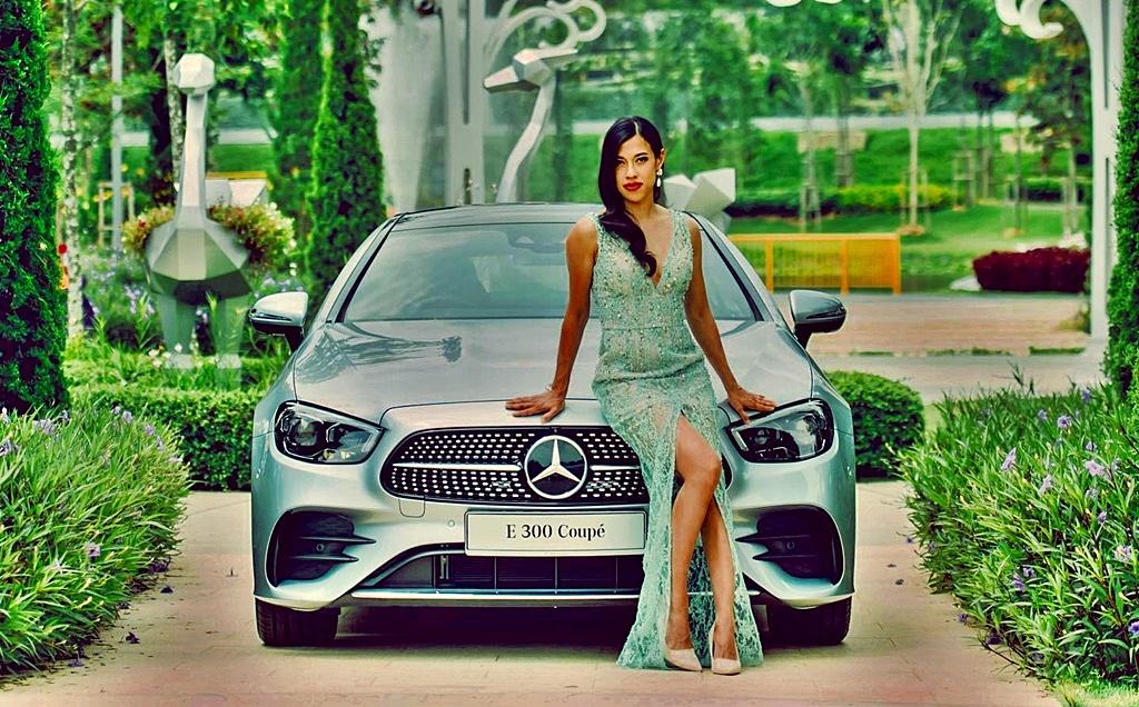 2021 Mercedes-Benz E 300 Coupe AMG Line