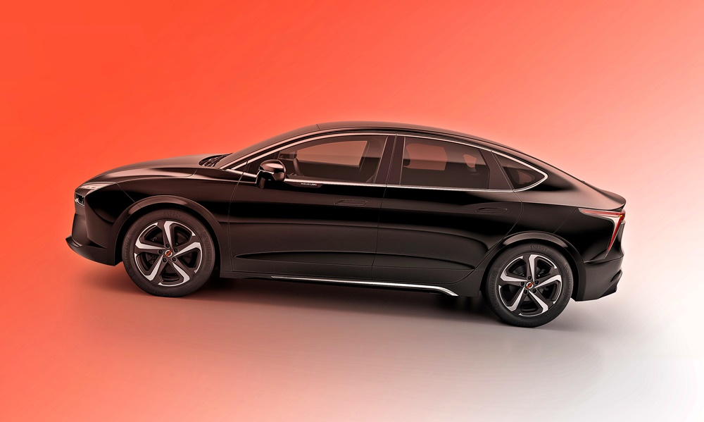 2022 Renault Mobilize Limo