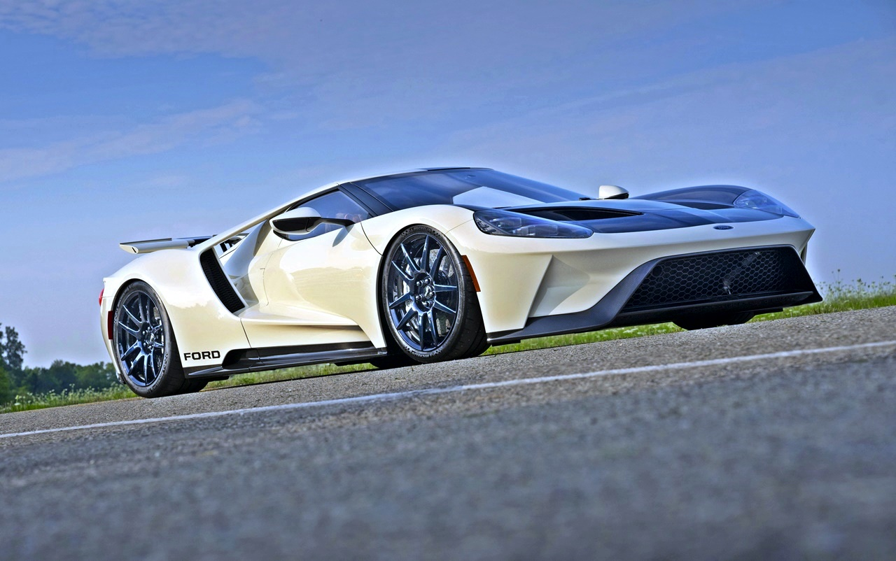 2022 Ford GT Heritage Edition