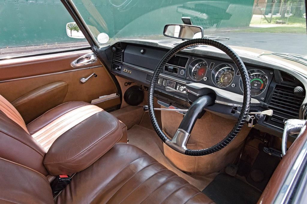 Electrogenic 1971-2021 Citroen DS EV