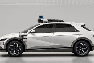 Motional Hyundai IONIQ 5 robotaxi