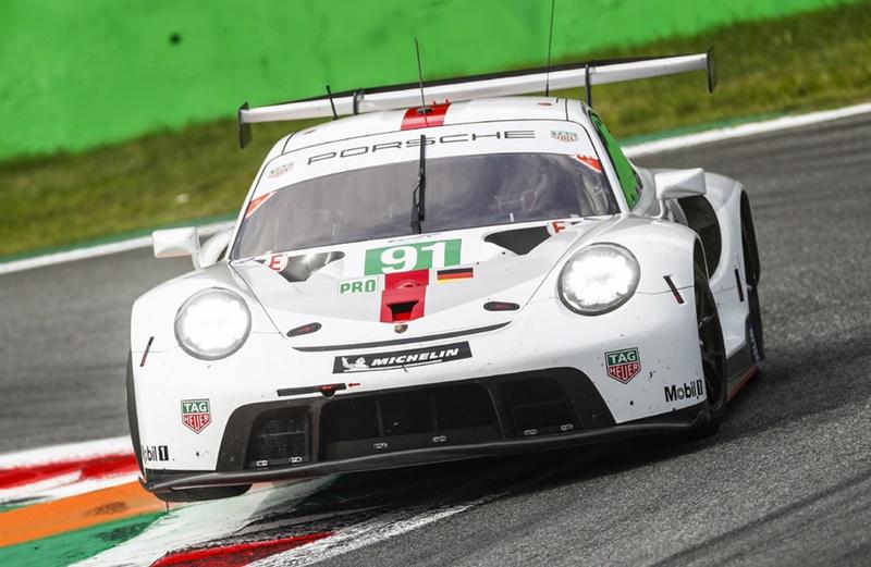 Porsche at 2021 Le Mans 24 Hours
