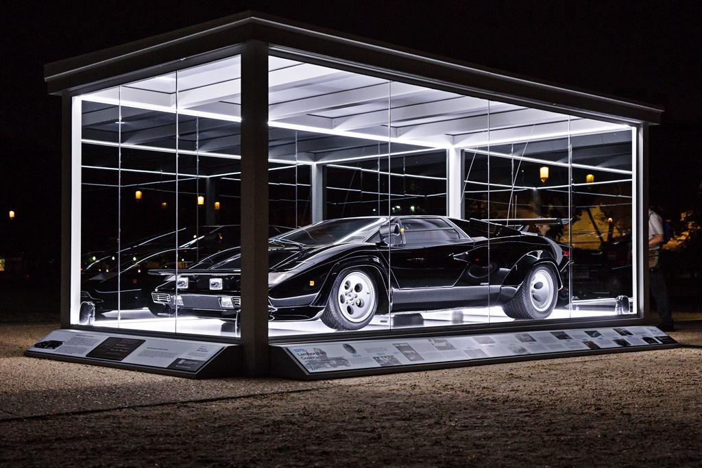 1979 Lamborghini LP 400S Cannonball Run