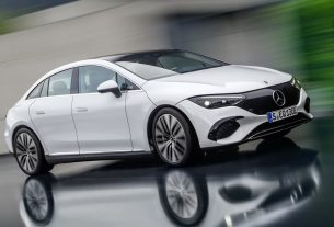 2021 Mercedes-EQ, EQE 350