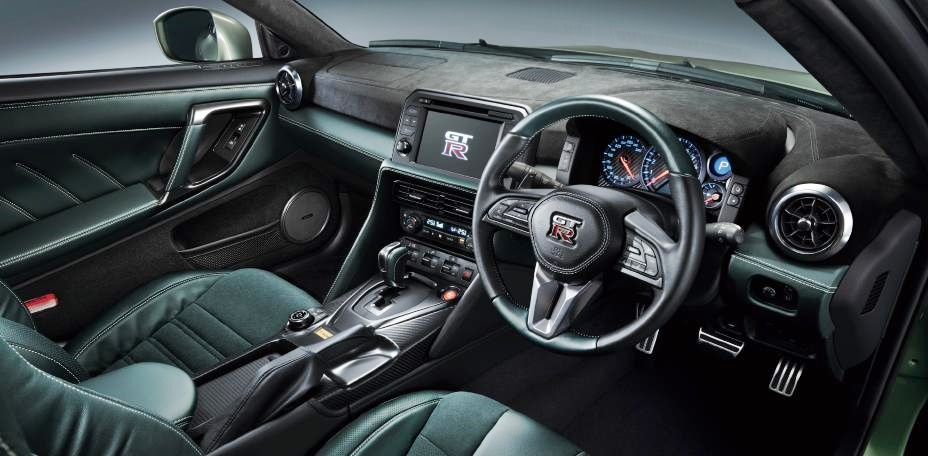 2021 Nissan GT-R T-spec