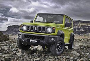 2021 Suzuki Jimny