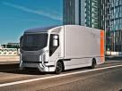 2022 Tevva EV Truck