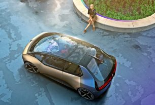 2040 BMW i Vision Circular Concept