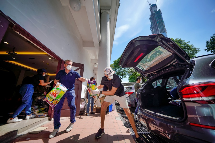 BMW Group Malaysia Financial Services CSR 2021