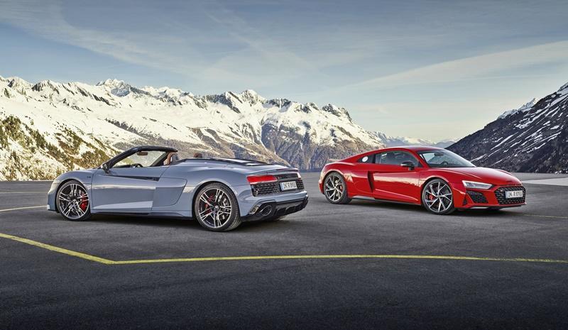 2021 Audi R8 V10 RWD