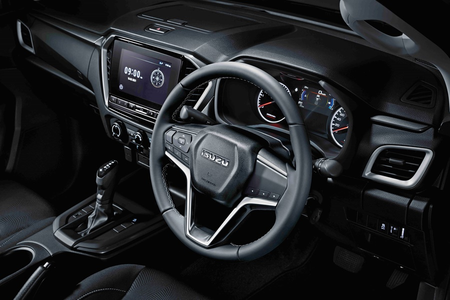 2021 ISUZU D-MAX 4X2 AUTO PLUS