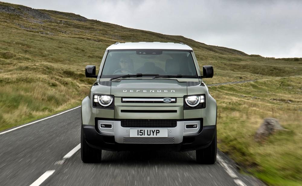2021 Land Rover New Defender